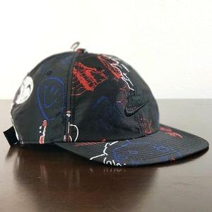 Nike Heritage 86 DOODLES Men's Adjustable Hat Cap